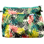 Pleated clutch bag bracken - PPMC