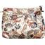 Pochette plissée kashmir - PPMC