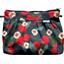 Pleated clutch bag mandarina - PPMC