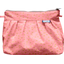 Pleated clutch bag triangle or poudré - PPMC