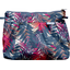 Pleated clutch bag tropical fire - PPMC