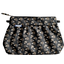 Pleated clutch bag  hedgehog - PPMC