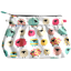 Pleated clutch bag multicolored sheep - PPMC