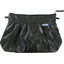 Pleated clutch bag noir pailleté - PPMC