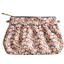 Pochette plissée oeillets jean - PPMC