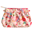 Pleated clutch bag flowers origamis  - PPMC