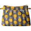 Mini pochette plissée ananas - PPMC