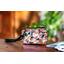 Mini Pleated clutch bag barcelona
