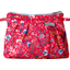 Mini Pleated clutch bag cherry cornflower - PPMC