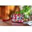 Mini Pleated clutch bag kokeshis
