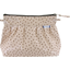 Pleated clutch bag pink coppers spots - PPMC