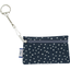 Keyring  wallet etoile argent jean - PPMC