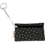 Keyring  wallet golden straw - PPMC