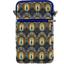 Bolsillo acolchado para teléfono plumes de paon - PPMC