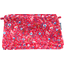 Coton clutch bag cherry cornflower