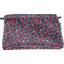 Pochette tissu camelias rubis - PPMC