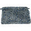 Coton clutch bag parts blue night - PPMC