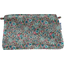 Coton clutch bag flower mentholated - PPMC