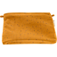 Coton clutch bag gauze yellow  gold - PPMC