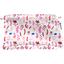 Pochette tissu herbier rose - PPMC