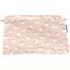 Pochette tissu mouton rose - PPMC
