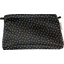 Coton clutch bag golden straw - PPMC