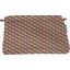Coton clutch bag palmette - PPMC