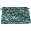 Coton clutch bag jade panther