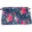 Coton clutch bag tropical fire - PPMC