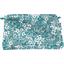 Pochette tissu violette céladon - PPMC