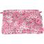 Coton clutch bag pink violette - PPMC