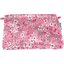 Pochette tissu violette rose - PPMC