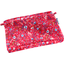 Tiny coton clutch bag cherry cornflower - PPMC