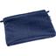 Mini pochette tissu broderie anglaise marine - PPMC