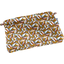 Tiny coton clutch bag cocoa pods - PPMC