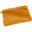 Mini pochette tissu gaze jaune or - PPMC