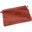 Mini pochette tissu gaze lurex terracotta - PPMC
