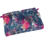 Tiny coton clutch bag tropical fire - PPMC