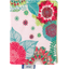 Card holder powdered  dahlia - PPMC