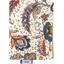 Porte carte kashmir - PPMC