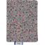 Porte carte liane fleurie - PPMC
