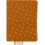 Card holder caramel golden straw - PPMC