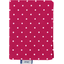 Card holder fuschia spots - PPMC