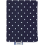 Card holder navy blue spots - PPMC
