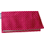 Chequebook cover etoile or fuchsia - PPMC