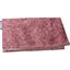Porte chéquier lichen prune rose