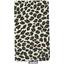 Chequebook cover leopard print