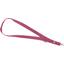 Lanyard necklace etoile or fuchsia - PPMC