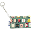 Keyring  wallet animals cube - PPMC