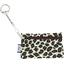 Keyring  wallet leopard print - PPMC